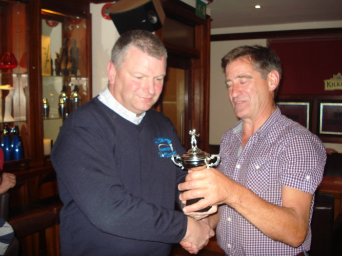 Kildalkey GS & Marcies Captains exchange Ryder Cup 2013